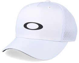 Game Cap White Adjustable - Oakley