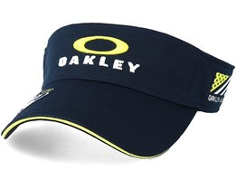 EMB Navy/Yellow/White Visor - Oakley