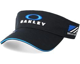 EMB Black/Blue/White Visor - Oakley