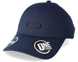 Tech Cap Fathom Navy Adjustable - Oakley