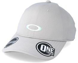 huge discount a72a8 522a6 Tech Cap Stone Grey Adjustable - Oakley