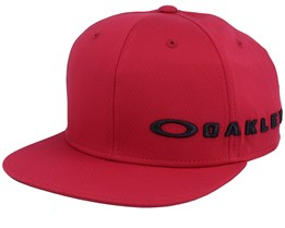 BG Side Logo 12.0 Raspberry Snapback - Oakley