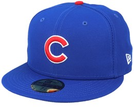 Chicago Cubs Acperf Gm 2017 Royal Fitted - New Era