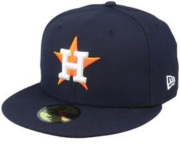 Houston Astros Acperf Hm 2017 Black Fitted - New Era