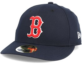 Boston Red Sox Game Authentic Collection Low Profile 59fifty - New Era 38405d717e6