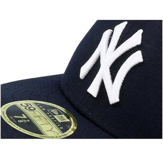5571e6648aa0b2 New York Yankees Game Authentic Collection Low Profile 59fifty - New Era  caps - Hatstoreworld.com