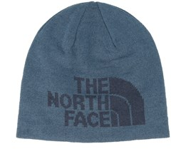 Highline Shady Blue/Urban Blue Beanie - The North Face
