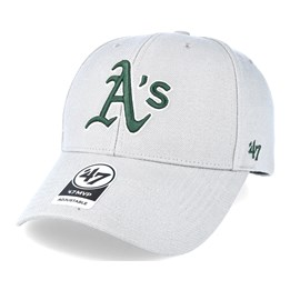 the best attitude a8794 3ed4e 47 Brand Oakland Athletics Mvp Grey Adjustable - 47 Brand  24.99