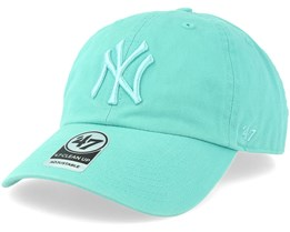 New York Yankees Clean Up Tiffany Blue Adjustable - 47 Brand 8a095d98b35