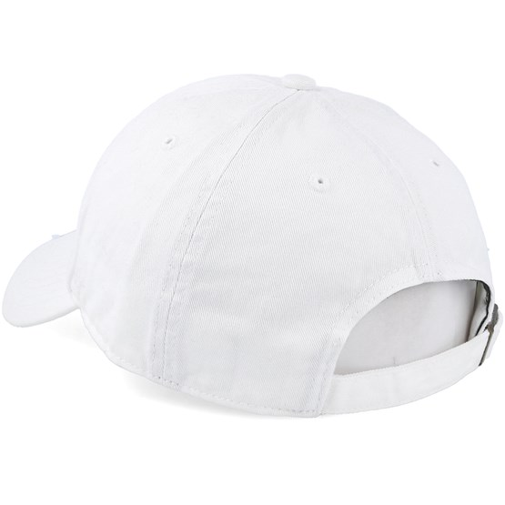 new product 3b57d c285a Atlanta Braves Clean Up White Adjustable - 47 Brand caps   Hatstore.co.uk