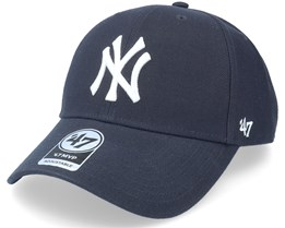 New York Yankees Mvp Navy Adjustable - 47 Brand