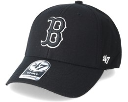 Boston Red Sox Mvp Black Adjustable - 47 Brand