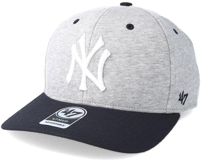 New York Yankees Outpost 47 Mvp Grey Adjustable - 47 Brand cap -  Hatstore.co.in 76c4248e3808c