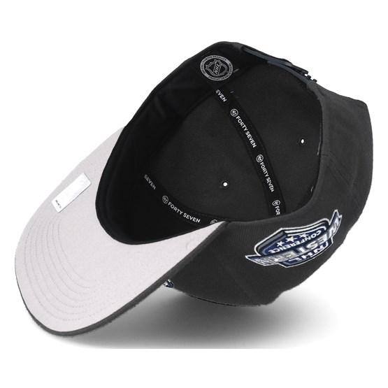 80820bc0 Colorado Avalanche Sure Shot Charcoal Snapback - 47 Brand caps -  Hatstoreworld.com