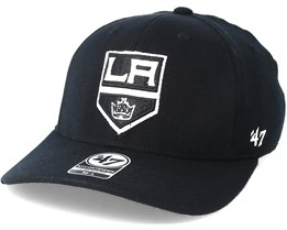Los Angeles Kings Contender Black Flexfit - 47 Brand