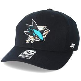 1743009bfd9554 San Jose Sharks Branson Teal Trucker - 47 Brand caps   Hatstore.co.uk
