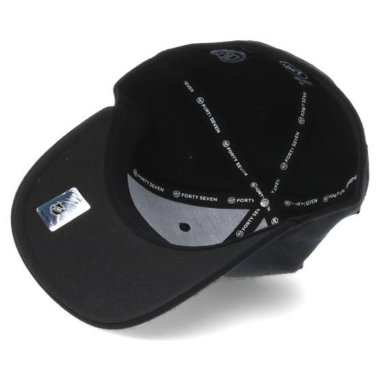 8629899996de90 San Jose Sharks Contender 2 Black Flexfit - 47 Brand caps -  Hatstoreaustralia.com