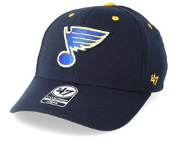 St. Louis Blues Kickoff 47 Contender Navy Adjustable - 47 Brand
