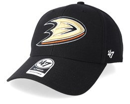 Anaheim Ducks Wool 47 Mvp Black Adjustable - 47 Brand