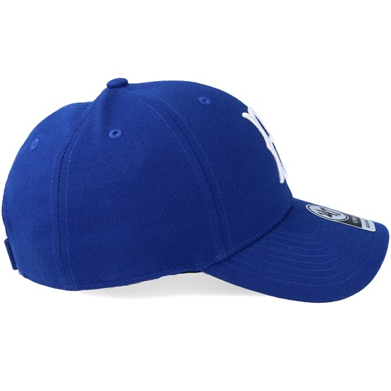 Los Angeles Dodgers Cooperstown Mvp Royal Adjustable - 47 Brand caps -  Hatstoreworld.com 2187a6446455