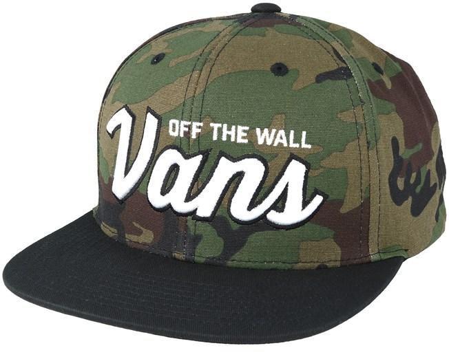Wilmington Classic Snapback - Vans caps - Hatstoreworld.com 2f31abb0b74