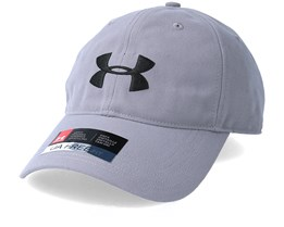 Men´s Coure Canvas Dad cap Zinc Gray Adjustable - Under Armour