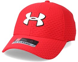 Men´s Printed Blitzing 3.0 Pierce Red Flexfit - Under Armour