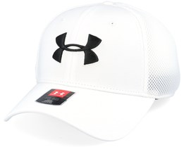 Men´s TB Classic Mesh White Flexfit - Under Armour