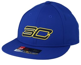 Kids Boy´s Sc30 Core 2.0 Royal Snapback - Under Armour