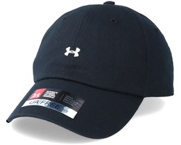 Favorite Logo Black Adjustable - Under Armour