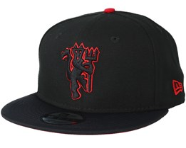 Manchester United Arch 950 Black Snapback - New Era