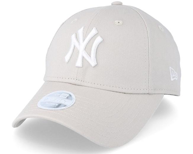 13c545503a2 New York Yankees Women Essential 9Forty Stone Adjustable - New Era caps -  Hatstoreworld.com