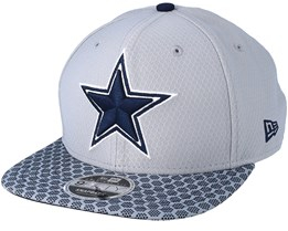 Dallas Cowboys Sideline 9Fifty Grey Snapback - New Era