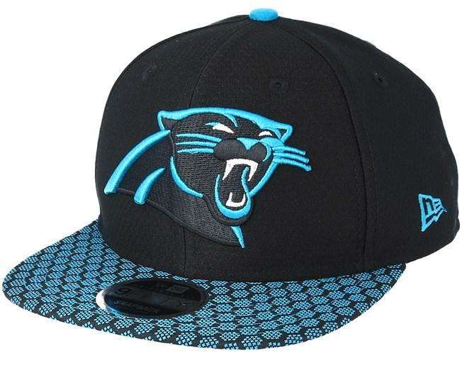3e401d4e Carolina Panthers Sideline 9Fifty Black Snapback - New Era caps ...