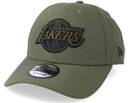 LA Lakers 9Forty New Green Adjustable - New Era