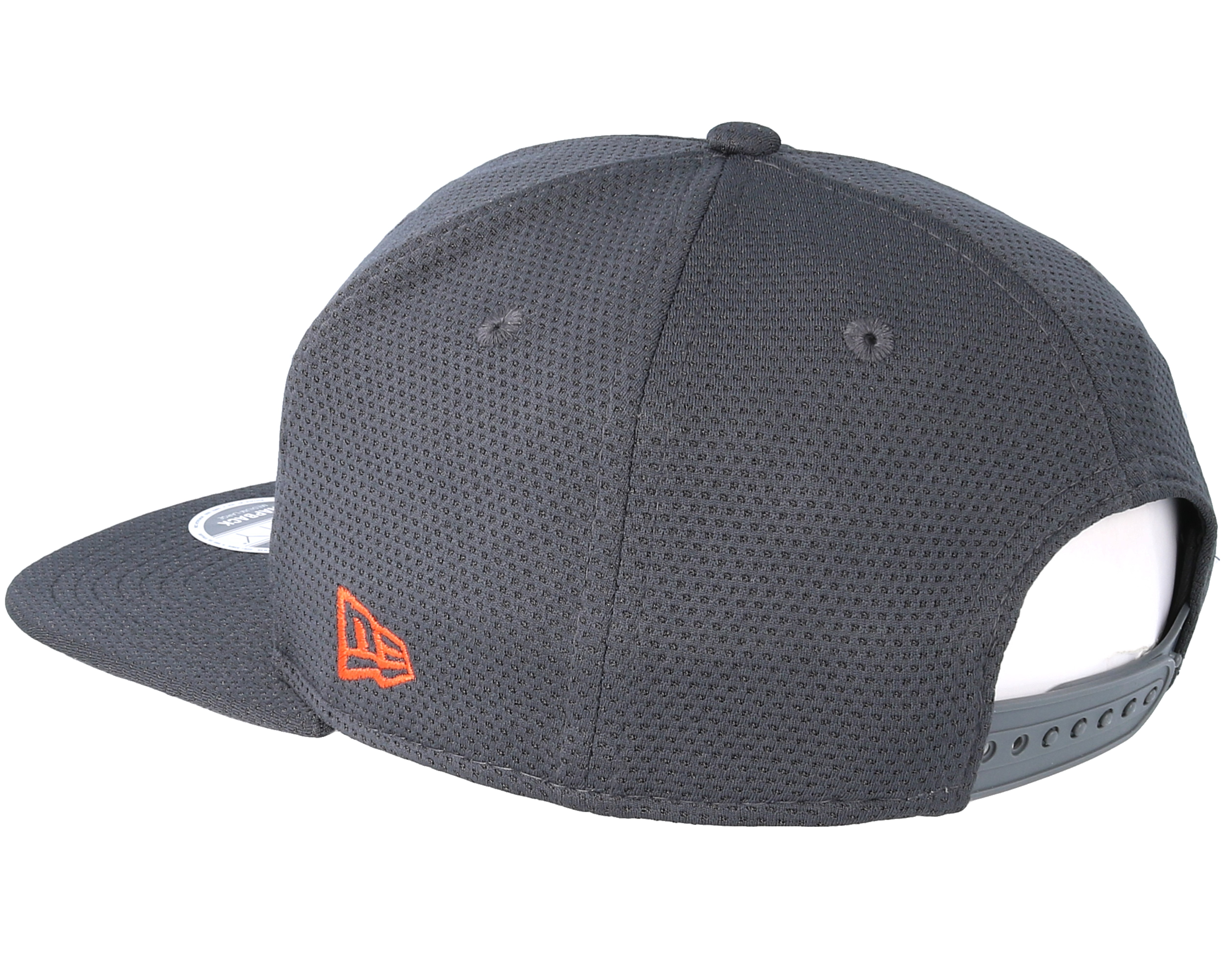 b9e33f27a71 San Francisco Giants Tone Tech Redux 9fifty Grey Fitted - New Era ...