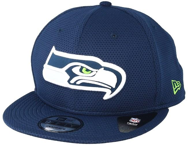 7ee2967db05ad Seattle Seahawks Team Mesh 9Fifty Navy Snapback - New Era caps -  Hatstoreaustralia.com