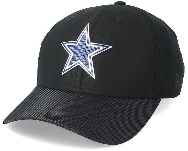 Dallas Cowboys Black Coll 39Thirty Black Flexfit - New Era caps -  Hatstoreworld.com f9cfe0fc0