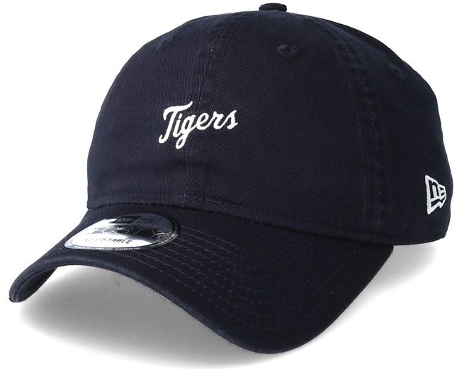 150e6e25783 Detroit Tigers Mini Wordmark 9Forty Navy Adjustable - New Era caps ...