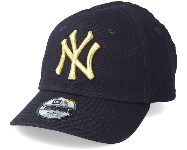 300b218d302 Kids New York Yankees Infant Golden 9Forty Adjustable - New Era caps ...
