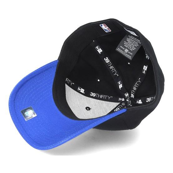 40d15519fa9f1 Golden State Warriors Black Base 39Thirty Black Flexfit - New Era - Bearded  Man Apparel - Hatstore.es