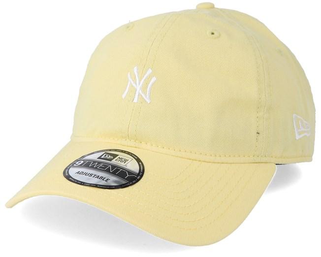 f35274794 New York Yankees 920 Pastel Micro Yellow Adjustable - New Era - Start Boné  - Hatstore