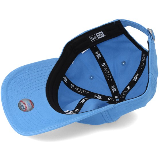 big sale official images many styles New York Yankees 920 Pastel Micro Sky Blue Adjustable - New Era ...