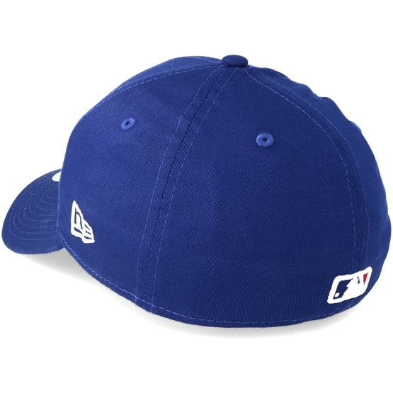 d3ea3b24a6551d Los Angeles Dodgers 39Thirty Washed Team Colour Blue Flexfit - New Era caps  | Hatstore.co.uk