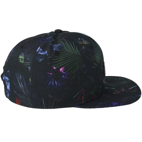 0537ac5e867 Allover It Neo Jungle Snapback - Vans caps