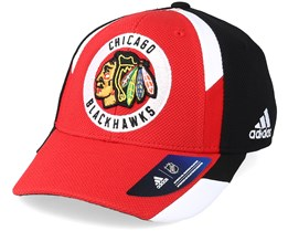 Chicago Blackhawks Echo Red/Navy Flexfit - Adidas