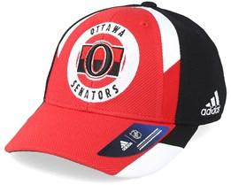 Ottawa Senators Echo Red/Black Flexfit - Adidas