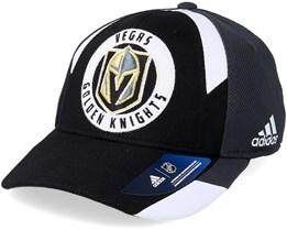 Vegas Golden Knights Echo Black/Charcoal Flexfit - Adidas