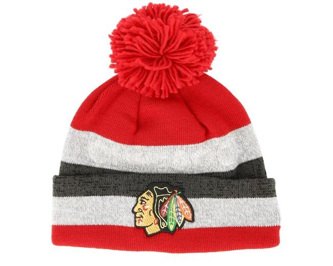 Chicago Blackhawks Juliet Tuft Knitted Pom - Adidas - Start Cappellino -  Hatstore ca5737ca86ba