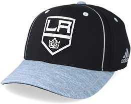 Los Angeles Kings Alpha Black/Silver Flexfit - Adidas